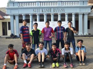 STIE-Kasih-Bangsa_Olahraga-Futsal