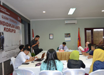 Ujian Terbuka Pendidikan Anti Korupsi-02